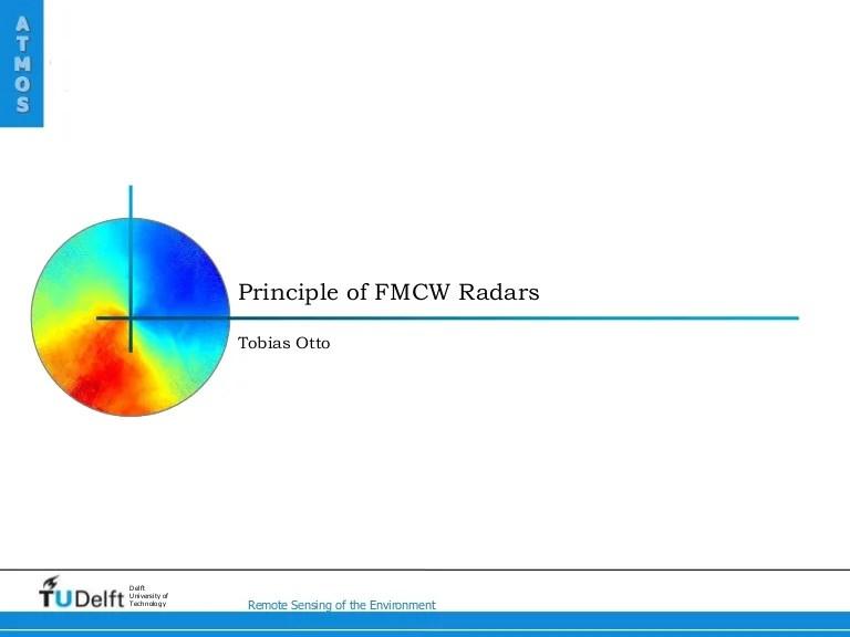 fmcw radar block diagram rg colorado stereo wiring principle of