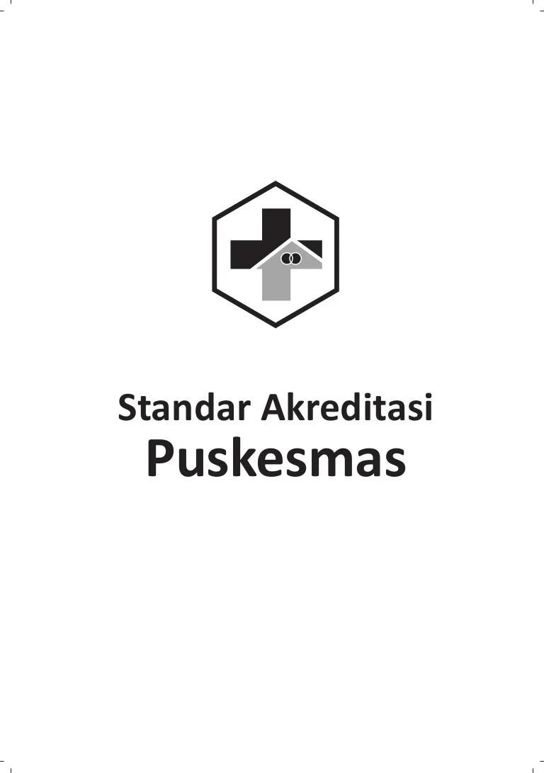 Logo Akreditasi Puskesmas : akreditasi, puskesmas, Standar, Akreditasi, Puskesmas, Tanpa, Lampiran