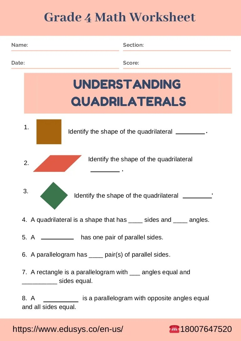 small resolution of Free pdf math worksheet for grade 4 students