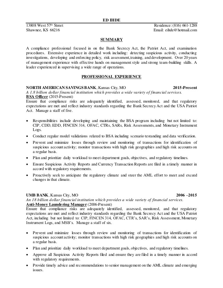 Game Warden Resume Examples] Game Warden Resume Examples, Federal ...