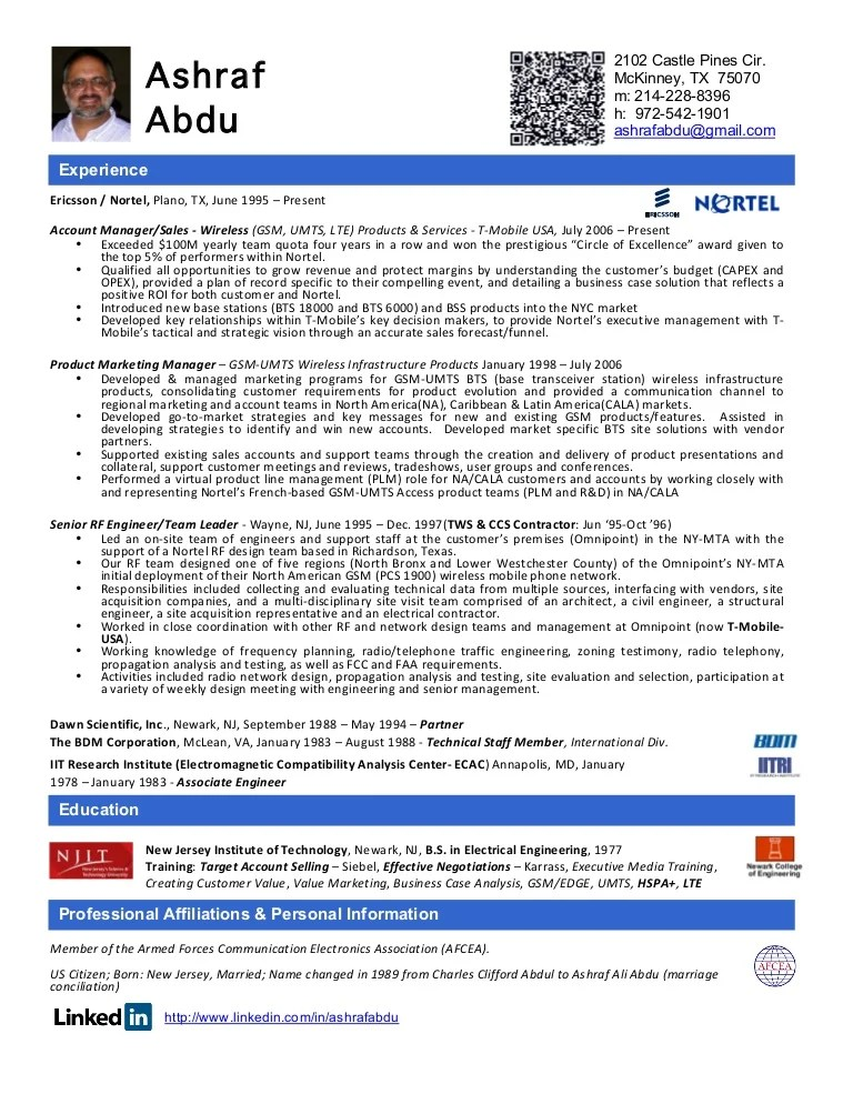 A Abdu Resume QR PDF