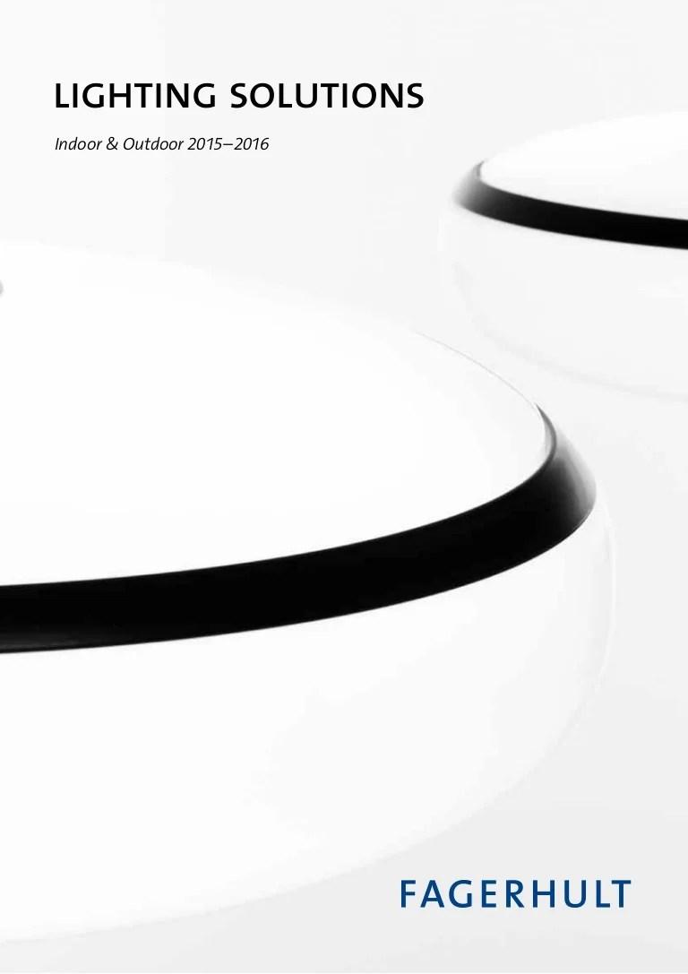 fagerhult fagerhult 2015 2016 catalogue