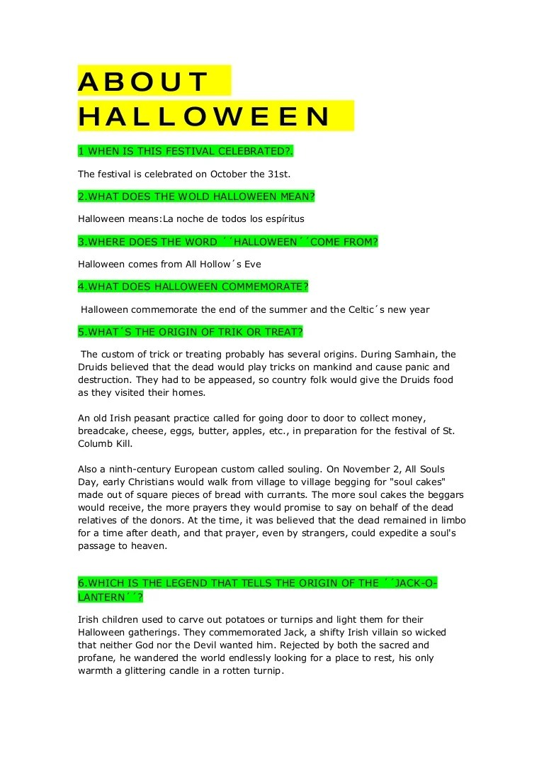 where does the word halloween come from | newchristmas.co