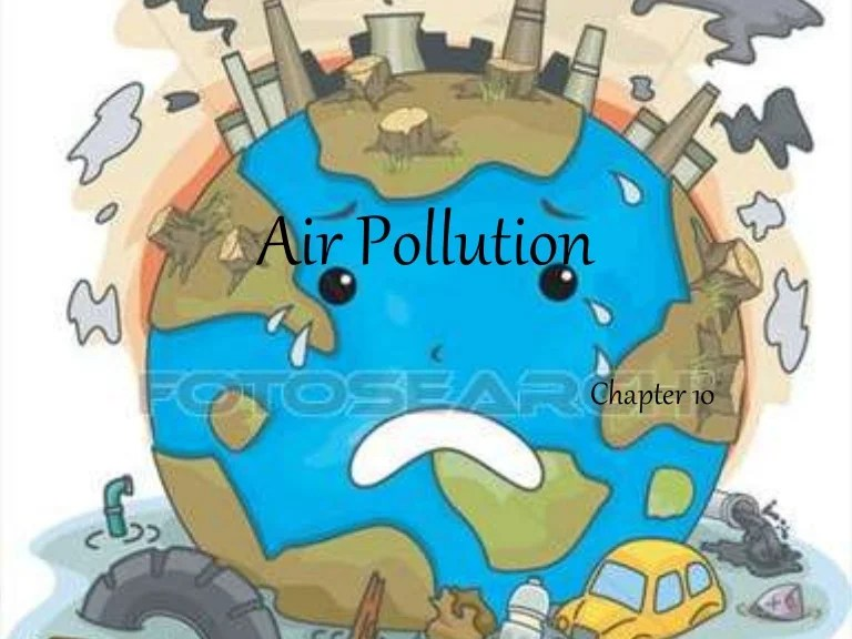 Noise Pollution Cartoon