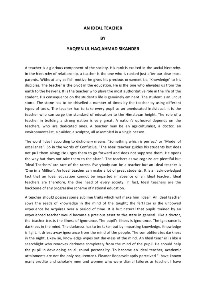 Reflective Account Essay Essay My Vacation Favorite Teachers Essays Essays On Globalisation also How To Critique An Essay Example Student Summer Holidays Ideas  Anotherstorg Influential People Essay