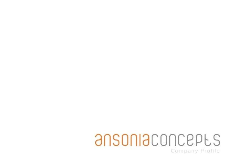 ansonia concepts company profile
