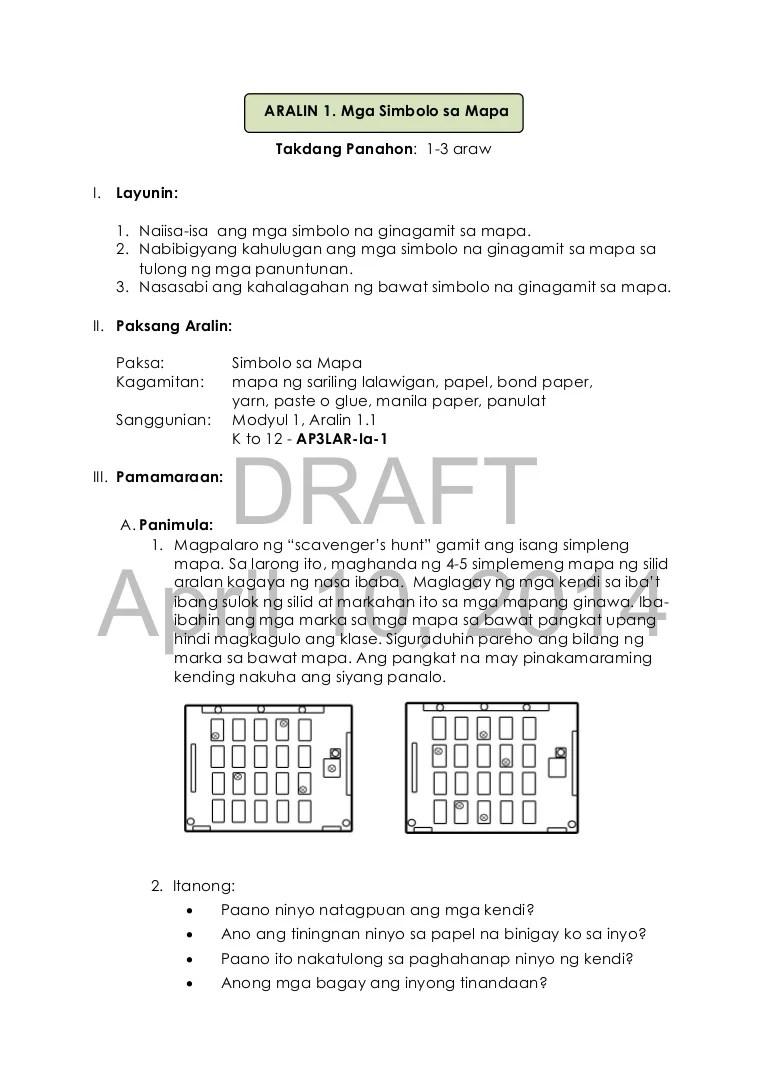 medium resolution of ARALIN PANLIPUNAN 3 K TO 12