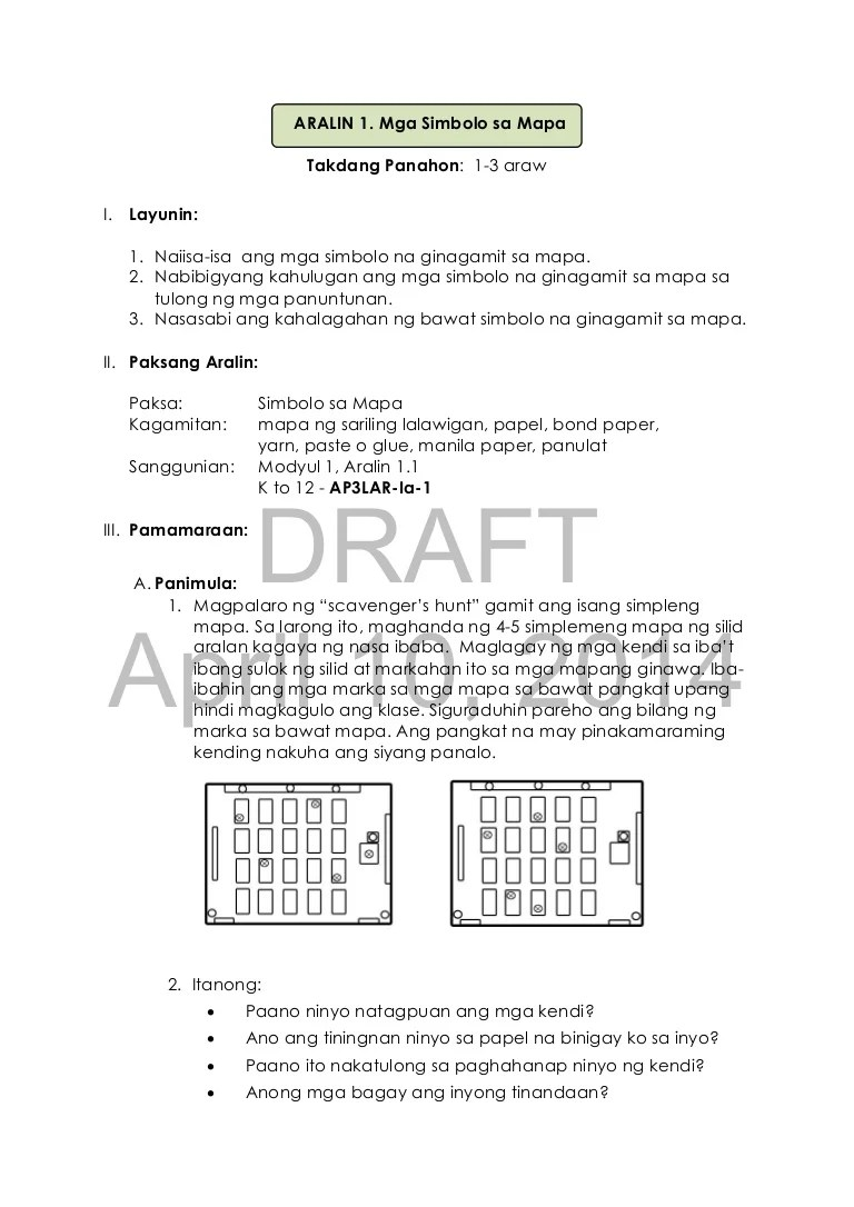 hight resolution of ARALIN PANLIPUNAN 3 K TO 12