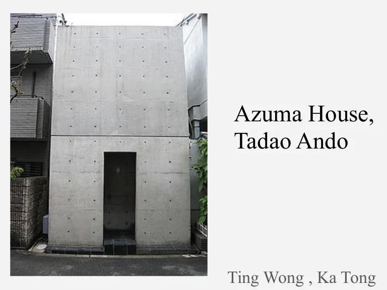 Azuma house by tadao ando1