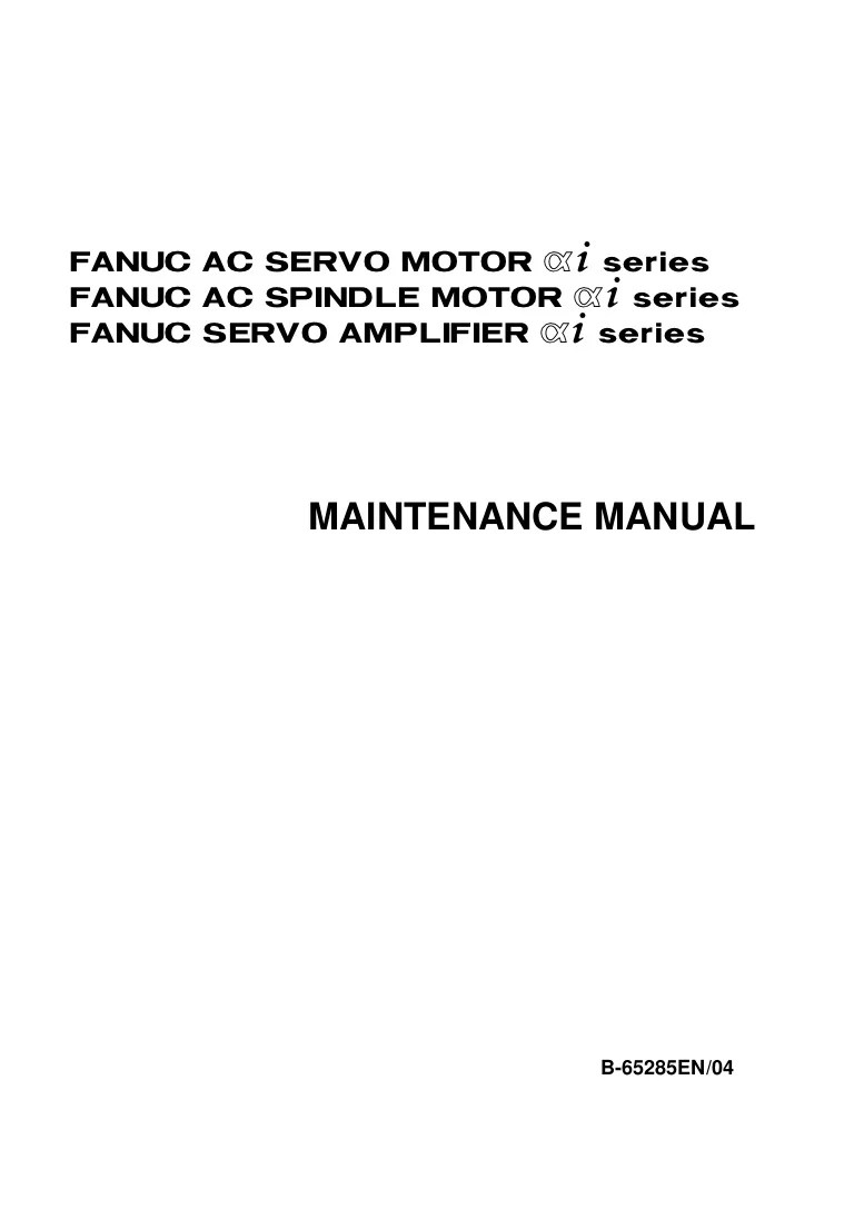 small resolution of fanuc servo motor wiring diagram