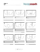 basketball court diagram with notes 700r4 lockup wiring