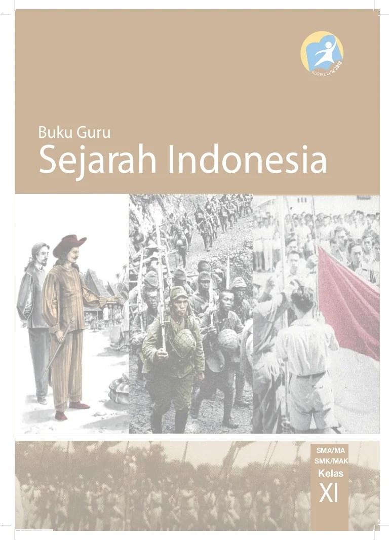 Materi Sejarah Indonesia Kelas 11 : materi, sejarah, indonesia, kelas, Sejarah, Kelas, Kurikulum, 2013_[blogerkupang.com]