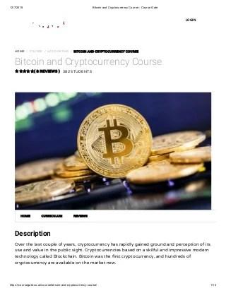 bitcoin cryptocurrency news