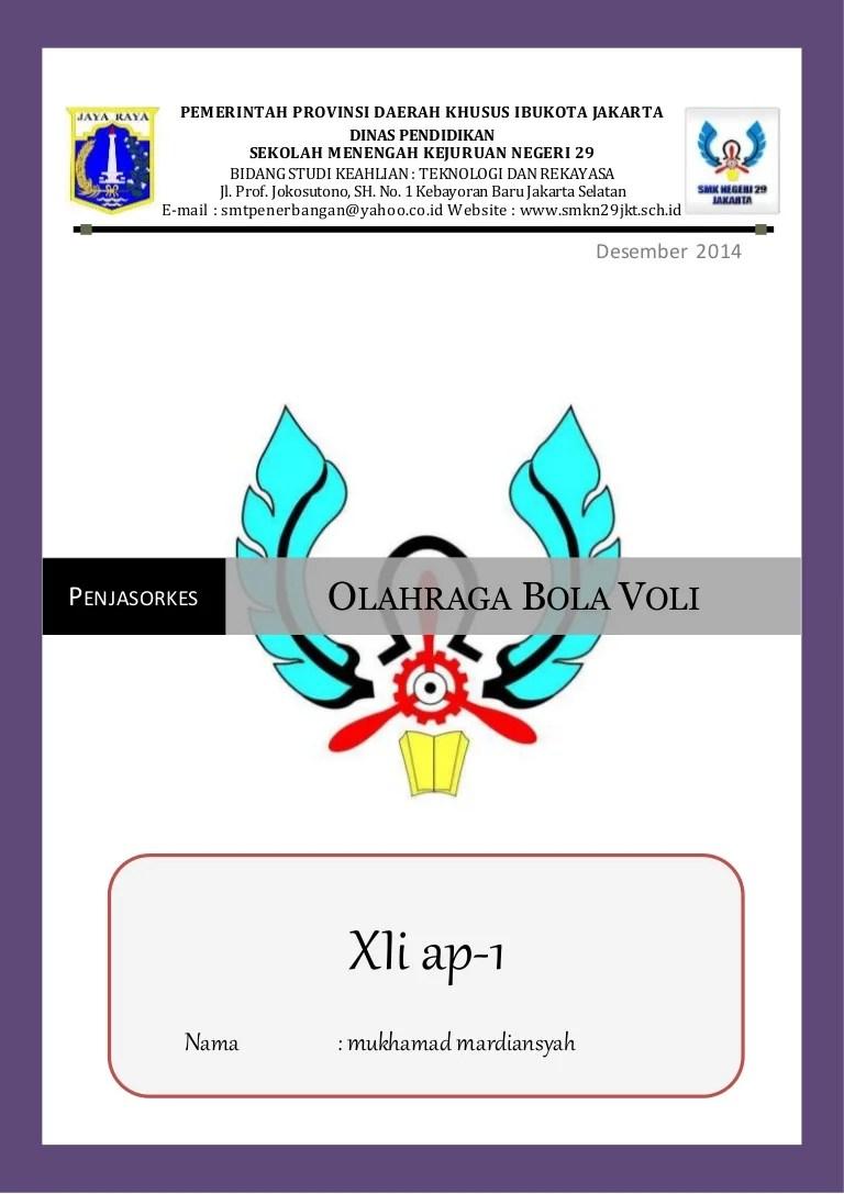 Nama Organisasi Bola Voli : organisasi