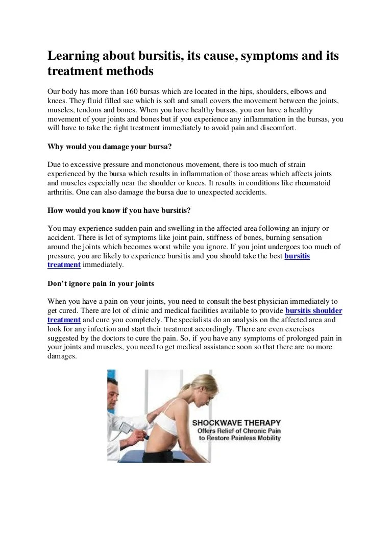 Bursitis shoulder treatment_-_activemuscleandspine