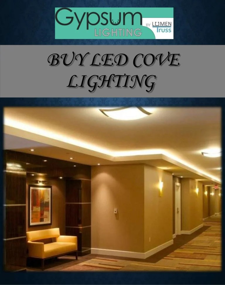 buy led cove lighting