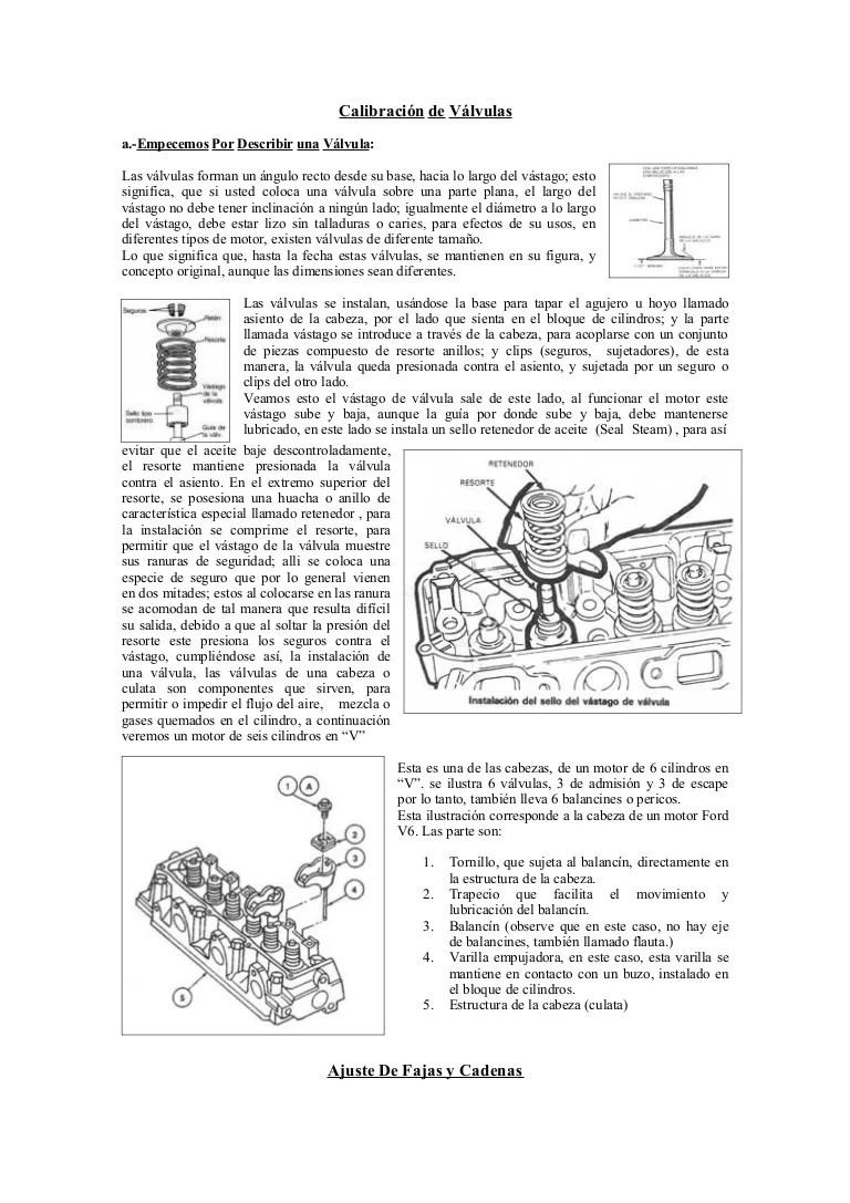 3208 Cat Engine Fuel Pump Diagram Calibraci 243 N De V 225 Lvulas