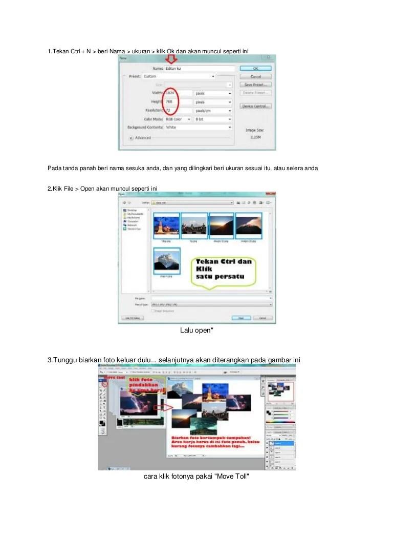 Menggabungkan Gambar Di Photoshop : menggabungkan, gambar, photoshop, Menggabungkan, Dengan, Photoshop