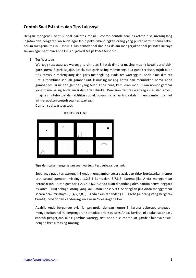 Tes Psikotes Menggambar Titik : psikotes, menggambar, titik, Sangat-mudah-mengerjakan-soal-tes-psikotes