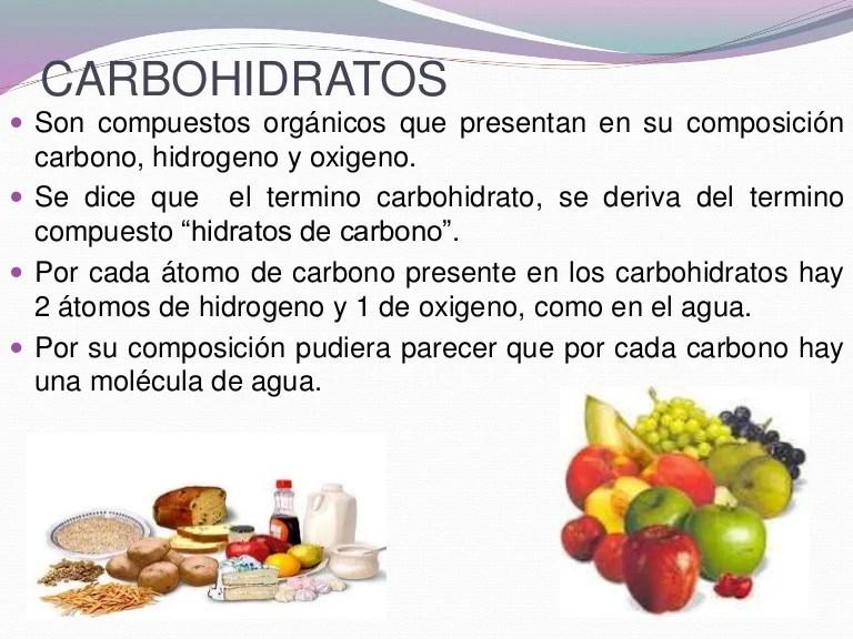 Carbohidratos(1)