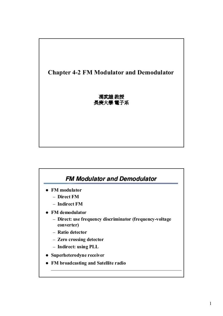 small resolution of block diagram of a superheterodyne fm rx