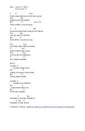 Kunci Lagu Muara Kasih Bunda : kunci, muara, kasih, bunda, Chord, Gitar, Muara, Kasih, Bunda, Suzan
