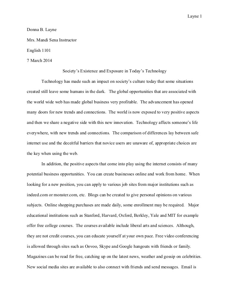 comparing and contrast essay examples