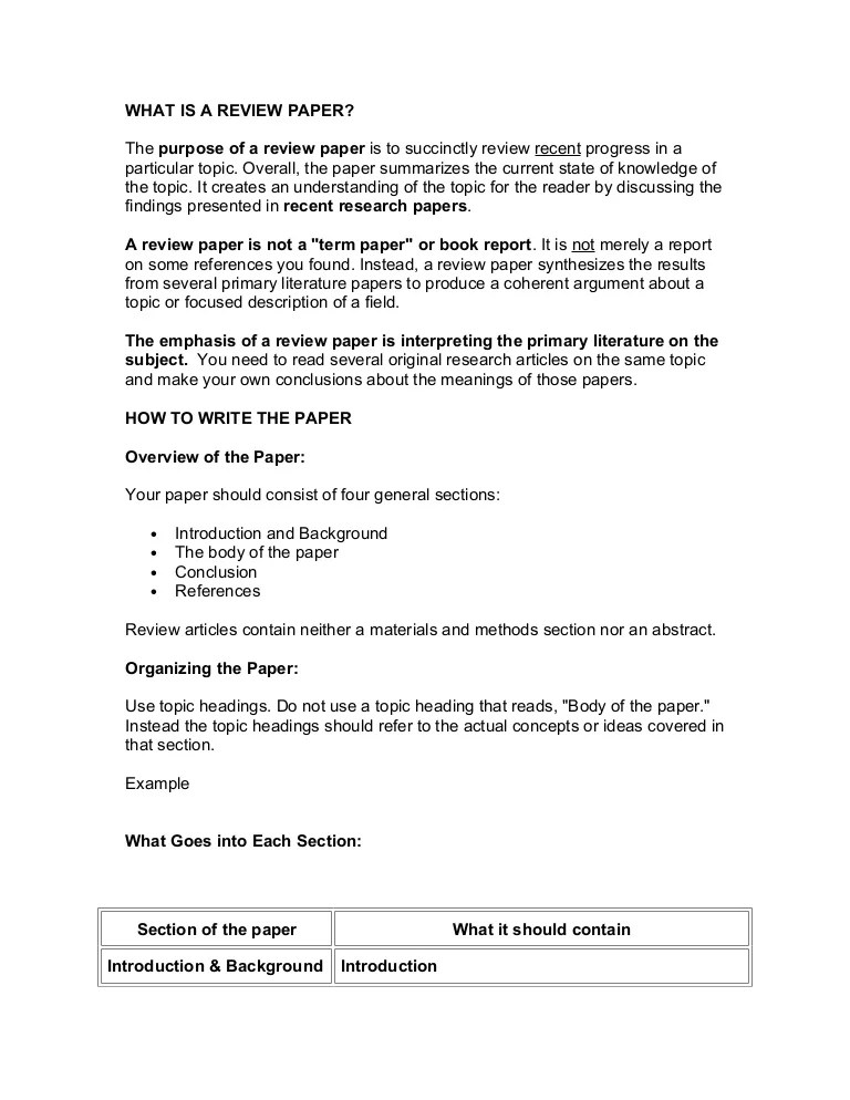 components of a research paper pdf
