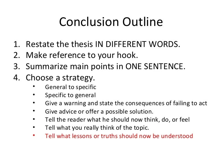 Essay Conclusions How To Write The Conclusion Of An Essay Hubpages