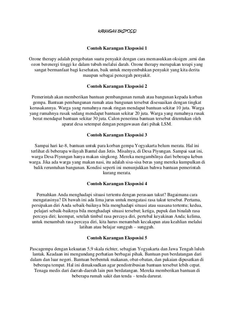 Contoh Karangan Deskripsi Tentang Rumahku : contoh, karangan, deskripsi, tentang, rumahku, B.Indonesia, Contoh, Karangan