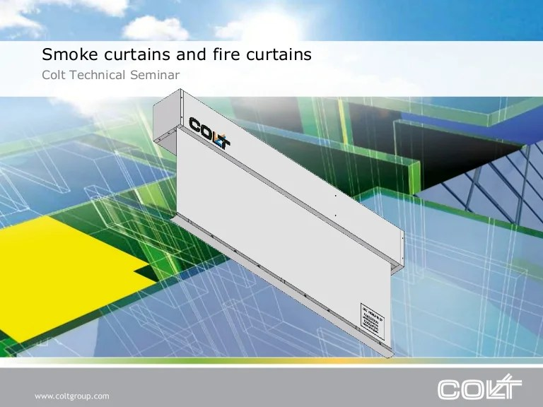 cpd presentation smoke curtains and