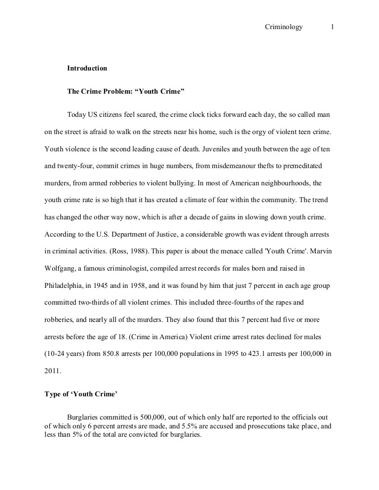 Youth Crime Essay Valve Usage And Replacement When Converting Power