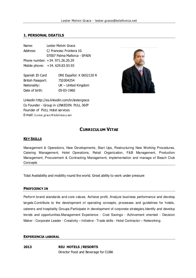 Hotel General Manager Resume An Essay Shewing That The Scriptures Do Not Sanction Sample Hotel
