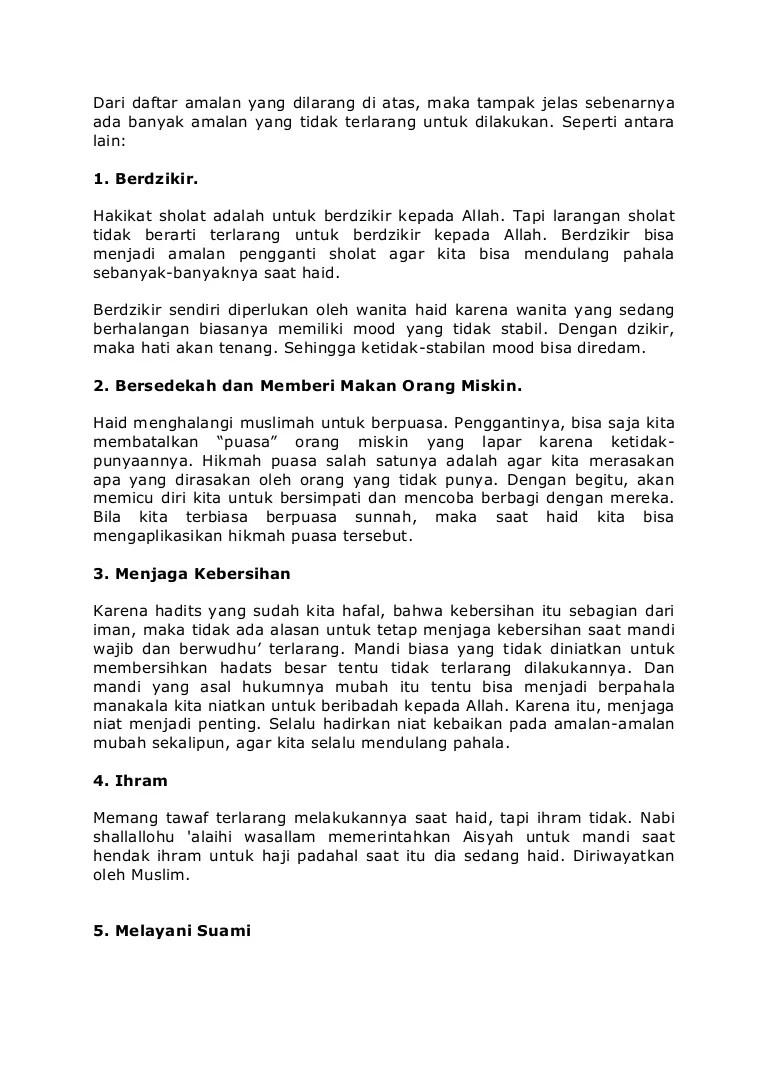 Kedutan Pipi Kanan Atas : kedutan, kanan, Daftar, Amalan, Dilarang