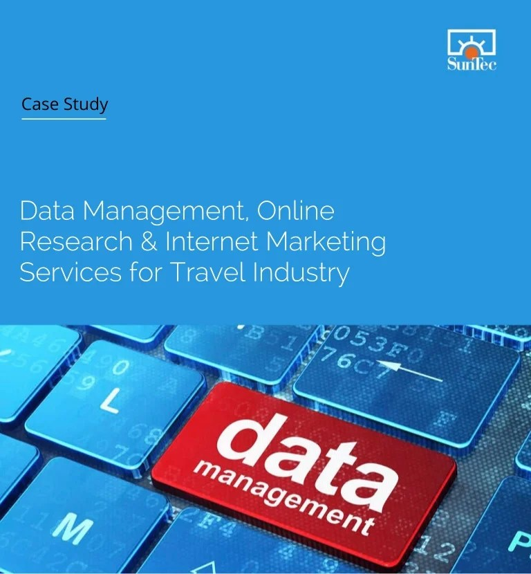 Data management. Online Research & Internet Marketing Services for Tr…