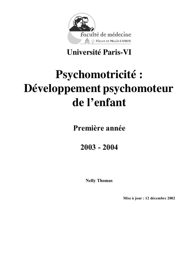 Développement Psychomoteur De L Enfant : développement, psychomoteur, enfant, Développement, Psychomoteur