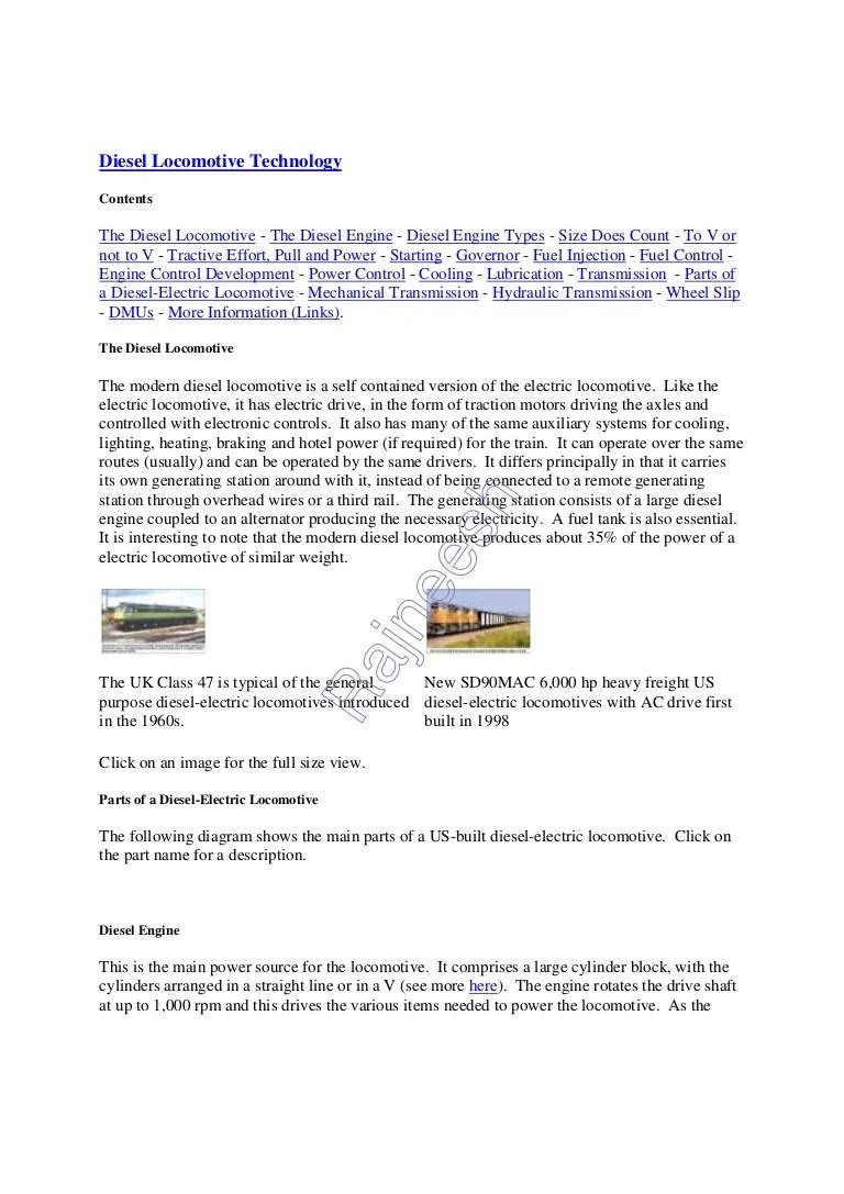 medium resolution of diesellocomotivetechnology 120815130704 phpapp02 thumbnail 4 jpg cb 1345036417