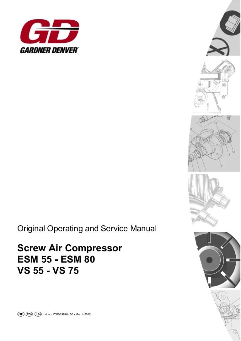 medium resolution of gardner denver motor wiring diagram