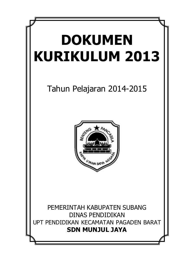 Dokumen 1 Ktsp Sd 2017/2018 : dokumen, 2017/2018, Dokumen, Kurikulum, Tahun, IlmuSosial.id