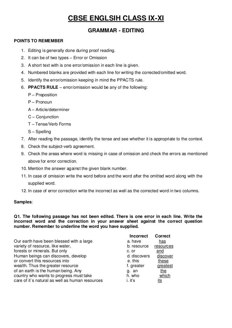 hight resolution of Cbse English Grammar Class 7 - Rajasthan Board d