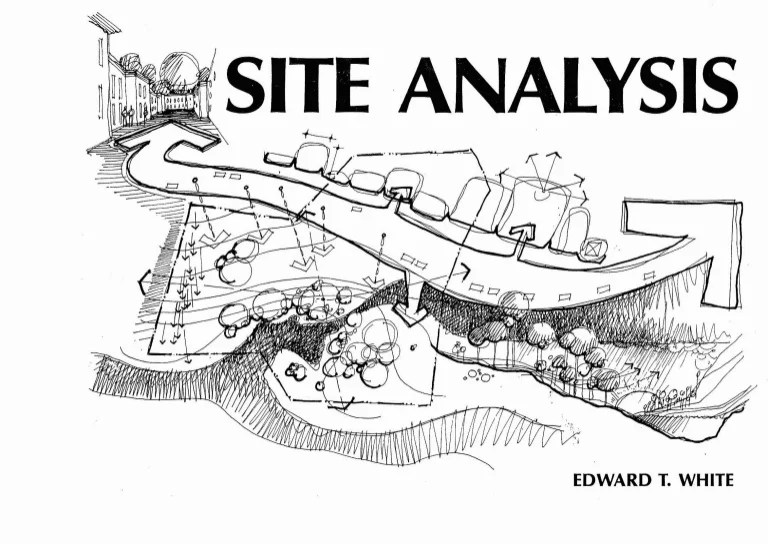 Bubble Diagram Programming Site Analysis Edward T White