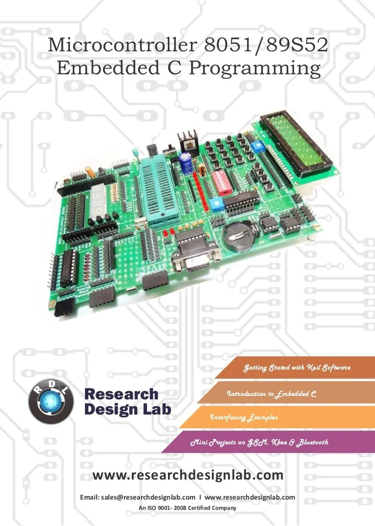 8051 board circuit diagram [ 768 x 1076 Pixel ]
