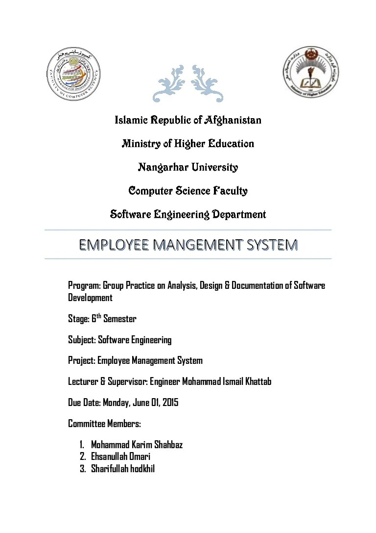 medium resolution of employee management system uml diagrams use case diagram activity diagram state chart diagram or state machine sequence diagram class diagram