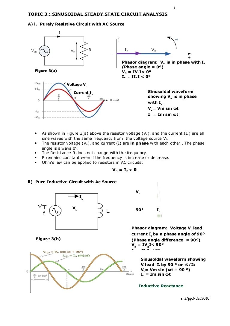purely capacitive circuit phasor diagram [ 768 x 1087 Pixel ]