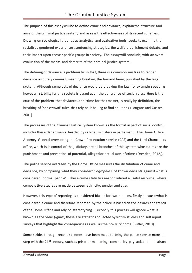 Apa Format Essay Paper Criminal Justice System Essay Creativecard Co Expository Essay Thesis Statement Examples also What Is Thesis Statement In Essay What Is The Criminal Justice System Essay  Mistyhamel Population Essay In English
