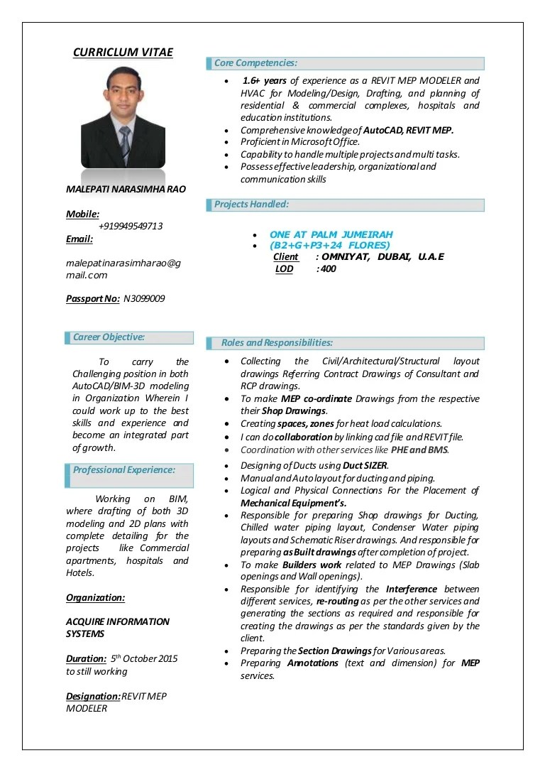 how to improve a resume