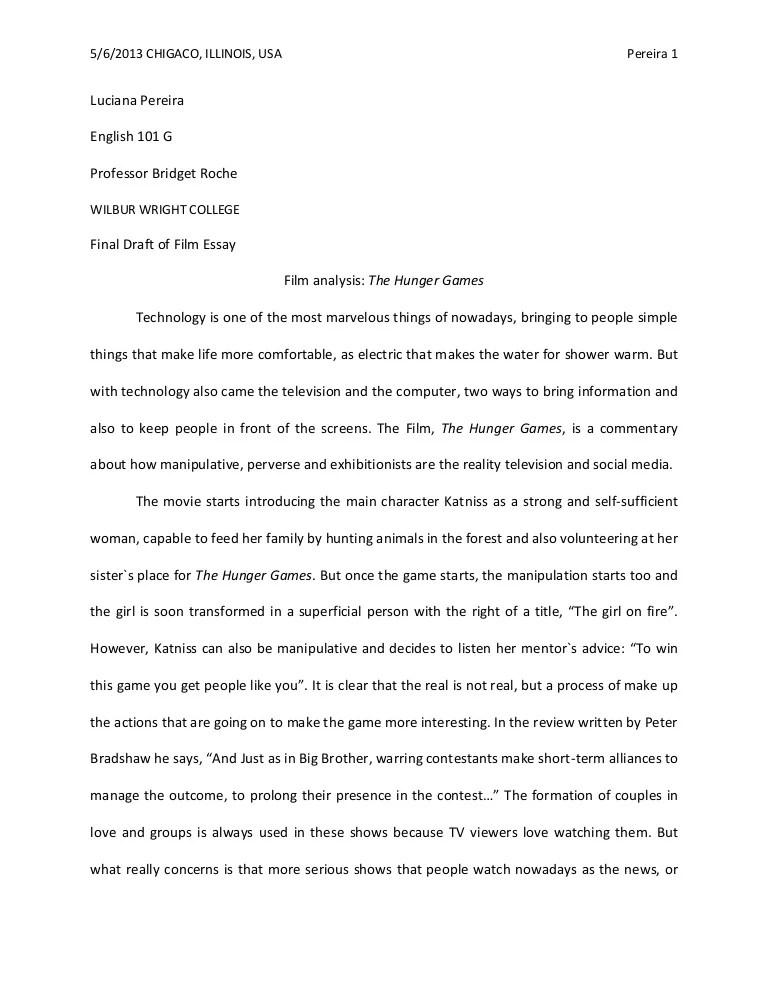 Film Essay Topics Evaluation Essay Topics Writing An Evaluation