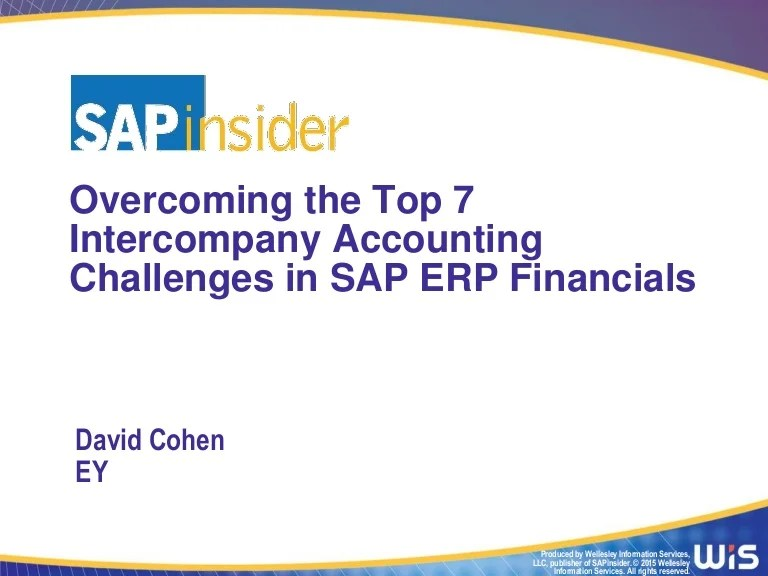 Overcoming the Top 7 Intercompany Accounting Challenges in