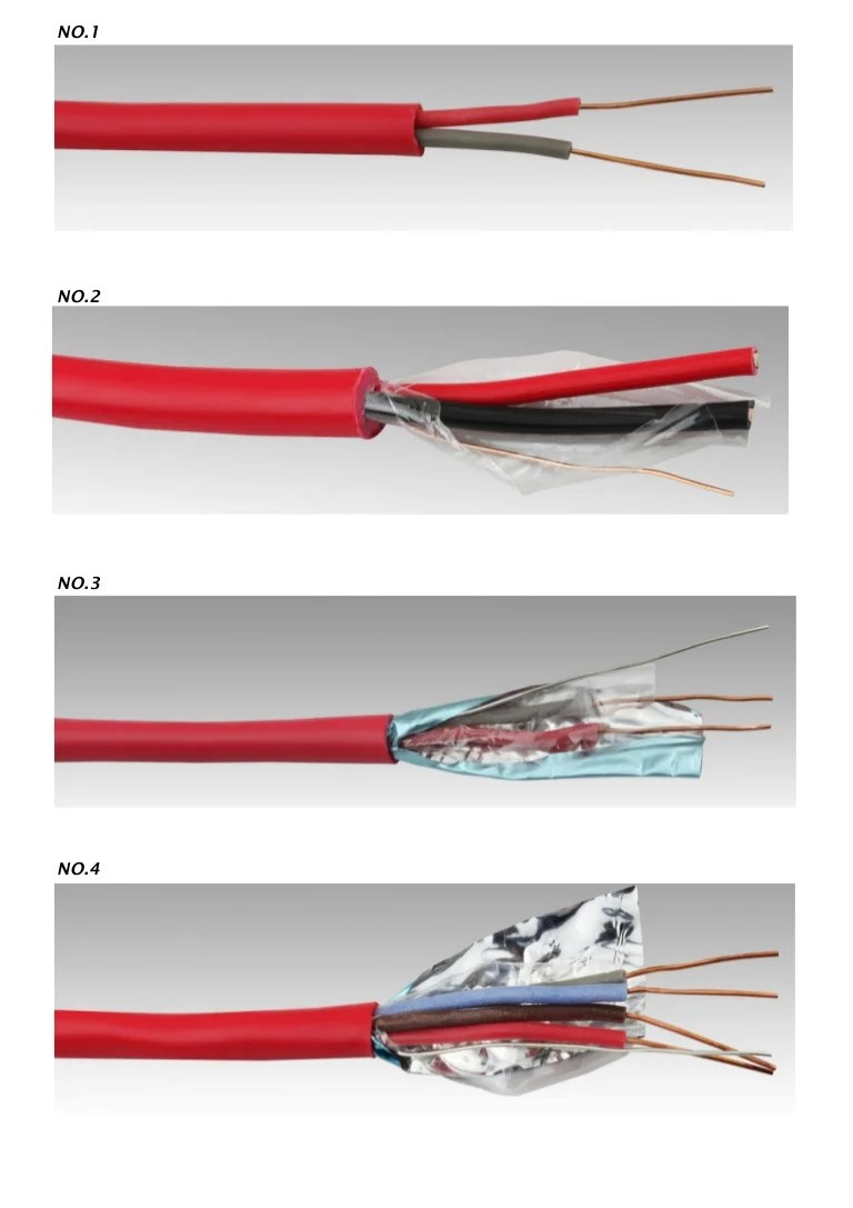 fire alarm cable installation [ 768 x 1087 Pixel ]