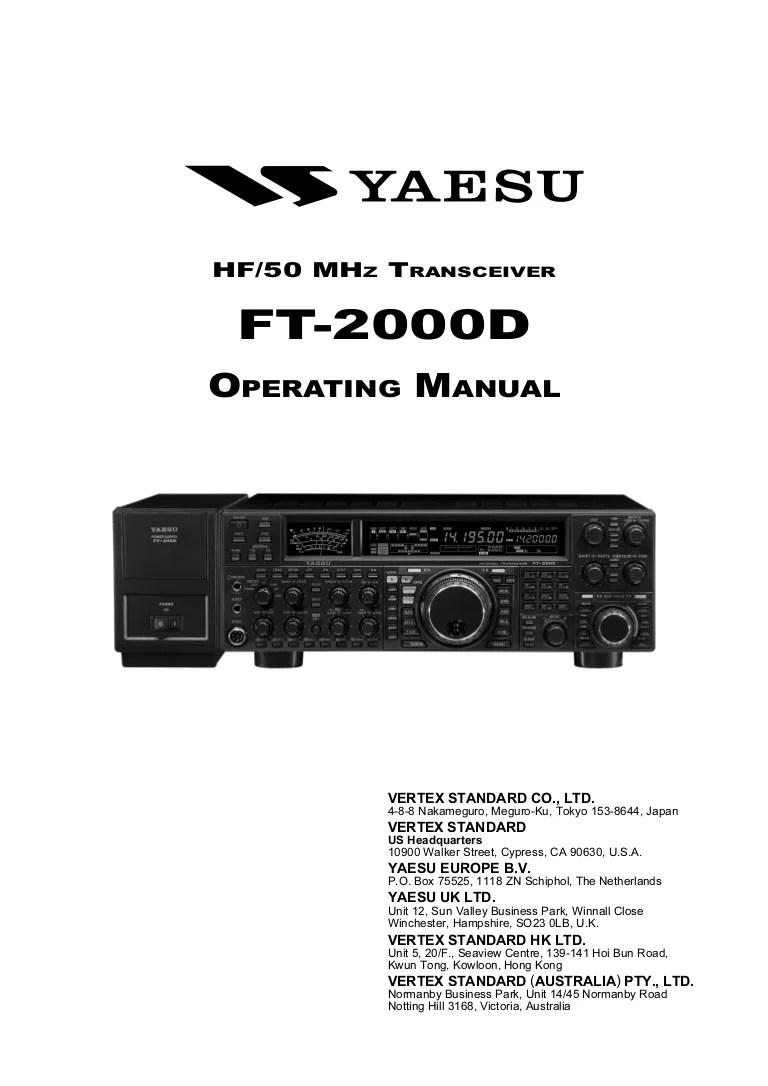 microphone wiring diagram yaesu ft 1000d [ 768 x 1086 Pixel ]